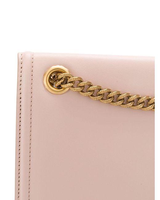Dolce & Gabbana Devotion バッグ M Pink
