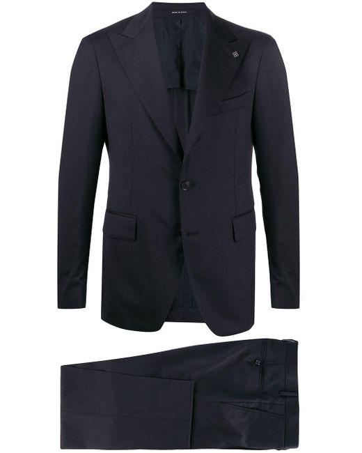 メンズ Tagliatore ツーピース スーツ Multicolor