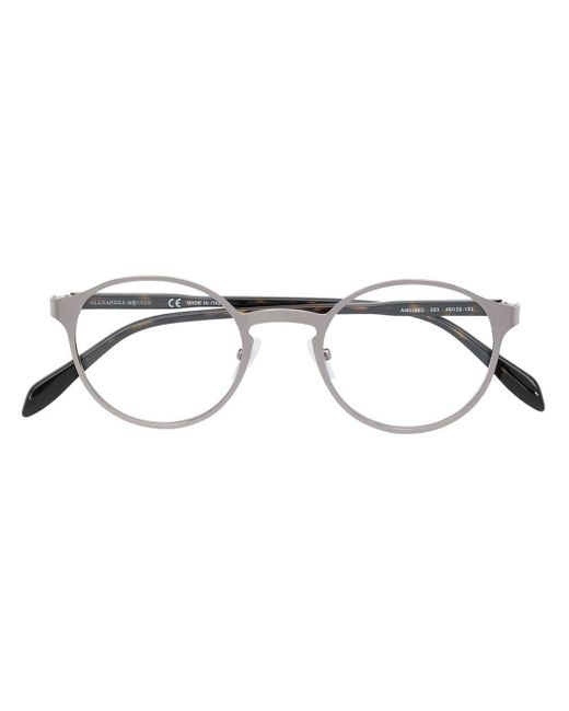 Alexander McQueen ボストン 眼鏡フレーム Multicolor