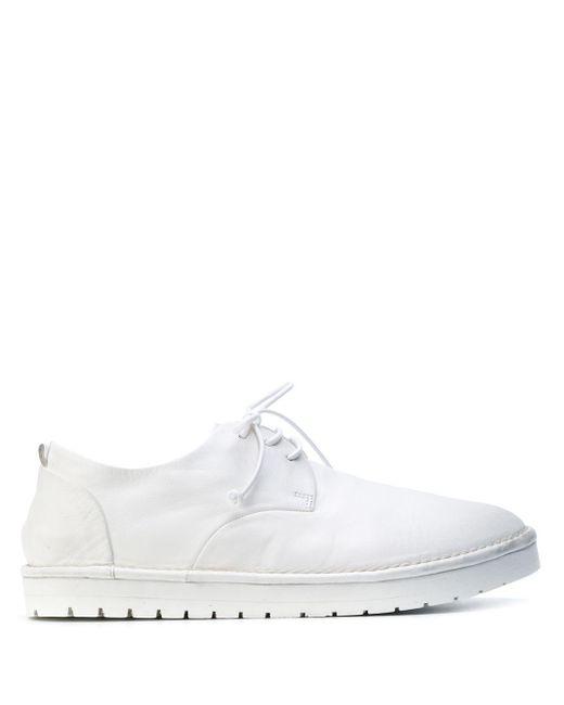 Ботинки-дерби На Толстой Подошве Marsèll для него, цвет: White