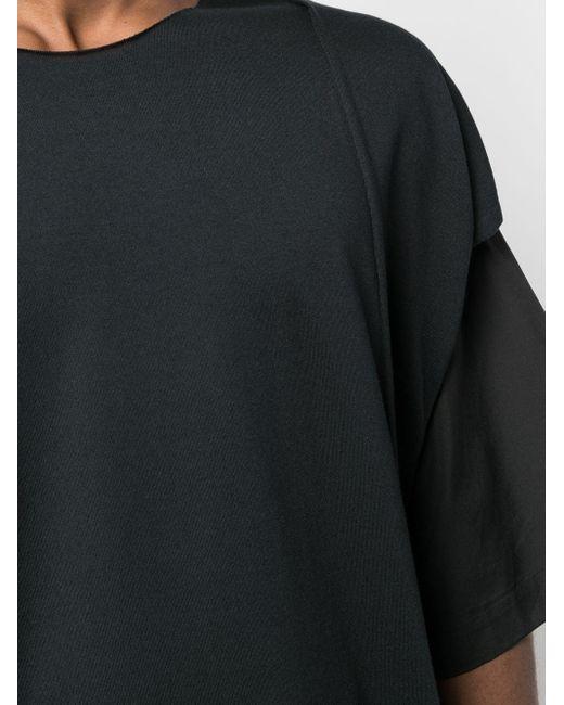 メンズ Bed J.w. Ford デコンストラクテッド Tシャツ Black