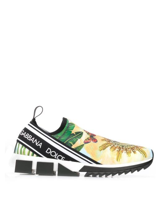 メンズ Dolce & Gabbana ソレント スニーカー Multicolor