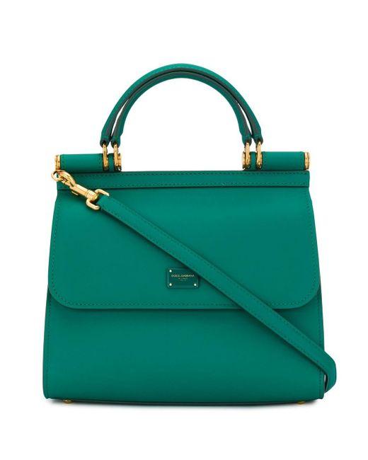 Dolce & Gabbana Sicily ハンドバッグ Green