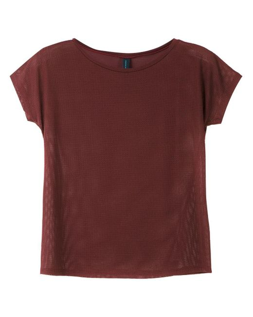 Lygia & Nanny Purple Basic Ol T-shirt
