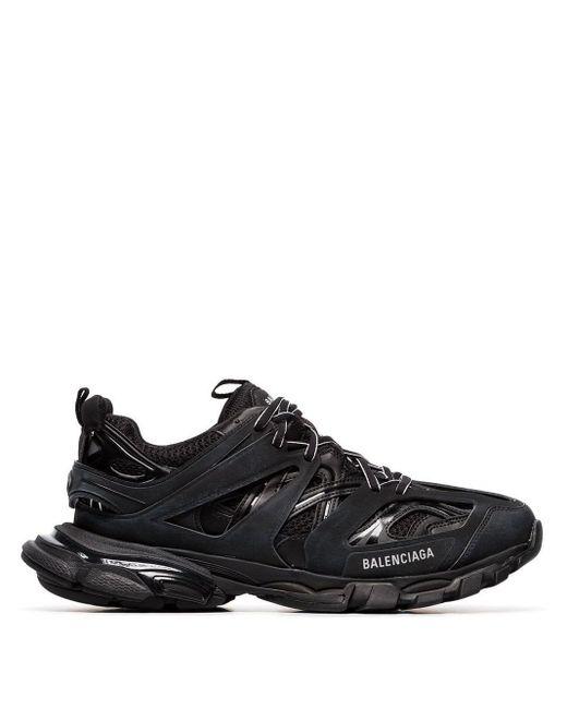 Balenciaga Zwarte Trainingsbroek in het Black voor heren