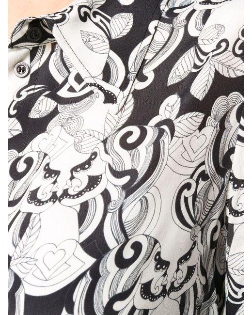 Рубашка С Принтом See By Chloé, цвет: Black