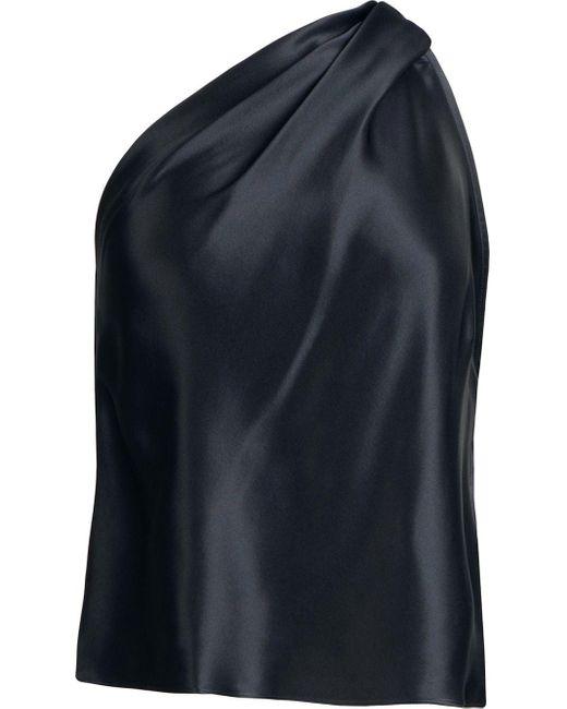 Топ На Одно Плечо Michelle Mason, цвет: Blue