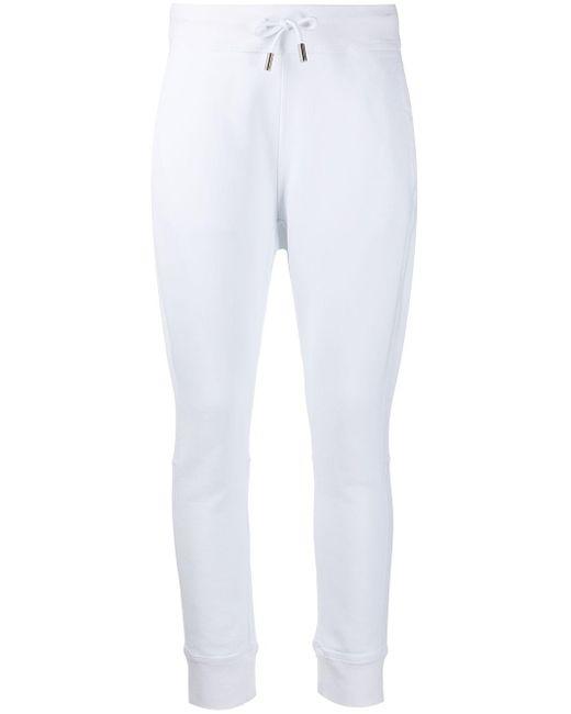 DSquared² ロゴ トラックパンツ White