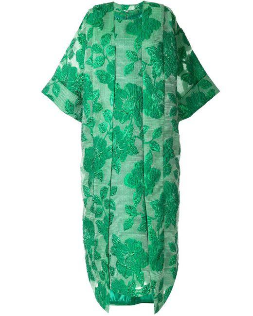 Bambah Isabella カフタン&ドレス Green