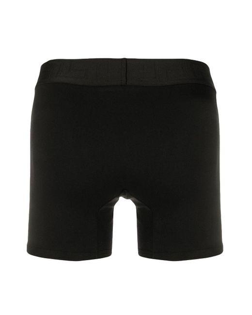 メンズ Versace ボクサーパンツ Black