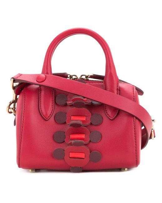 Anya Hindmarch | Red Mini Vere Crossbody Bag | Lyst