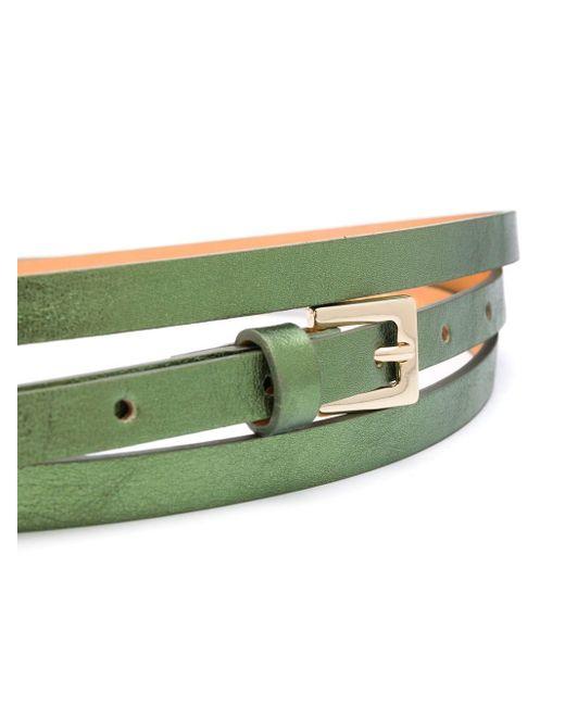 Ремень В Несколько Рядов L'Autre Chose, цвет: Green