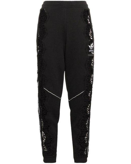 Stella McCartney X Adidas トラックパンツ Black