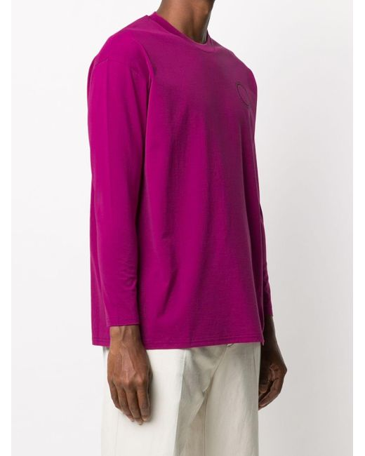 Stella McCartney ロゴプリント スウェットシャツ Purple