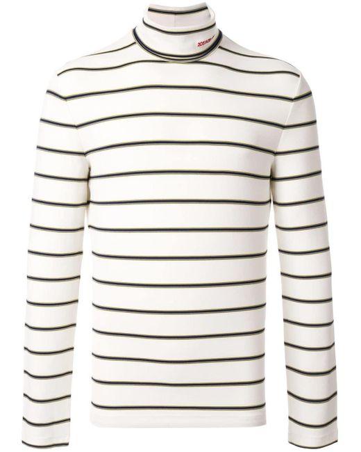 メンズ CALVIN KLEIN 205W39NYC ストライプ セーター Multicolor