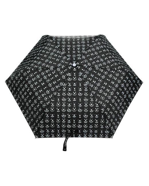 Зонт С Принтом Smiley 10 Corso Como, цвет: Black