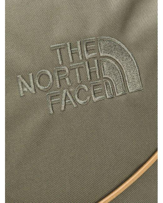 メンズ The North Face ロゴ バックパック Green