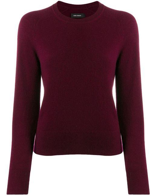 Isabel Marant カシミア セーター Purple