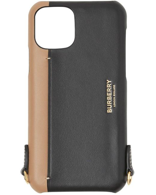 Burberry Iphone 11 Pro ケース Black