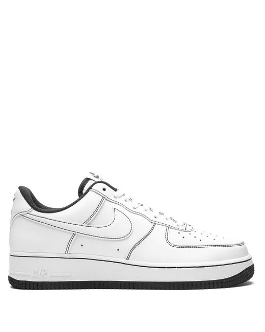 Nike White Air Force 1 '07 Low-top Sneakers for men