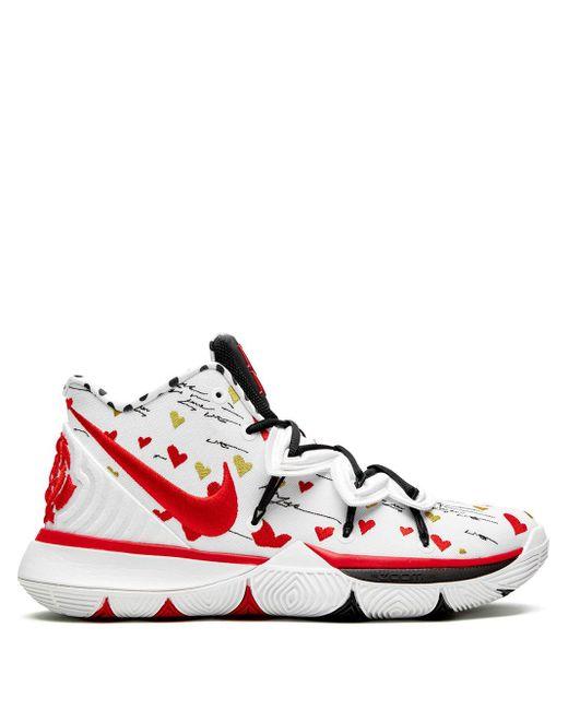 メンズ Nike Kyrie 5 スニーカー Red