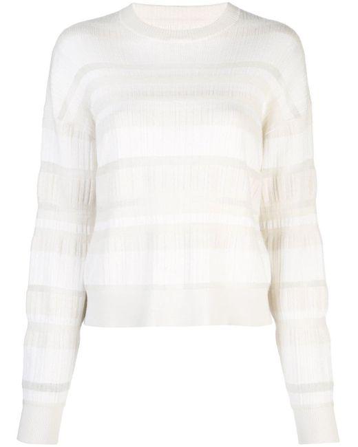 Proenza Schouler オーバーサイズ セーター White