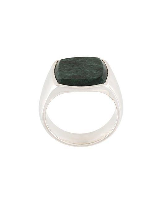Tom Wood | Metallic 'cushion' Ring for Men | Lyst