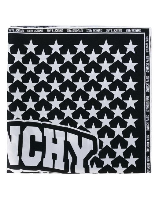 Givenchy   Black Sciarpa 'star'   Lyst