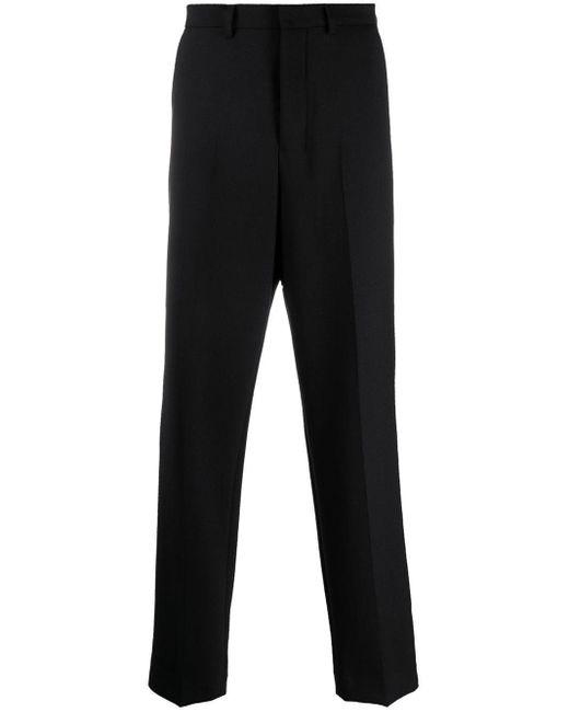 メンズ AMI テーラードパンツ Black