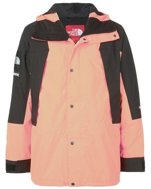メンズ Supreme Tnf Mountain ジャケット Orange
