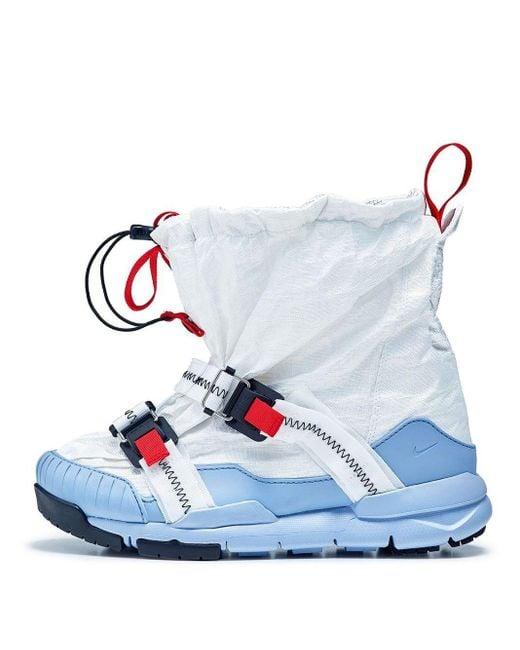 メンズ Nike X Tom Sachs Mars Yard オーバーシューズ White
