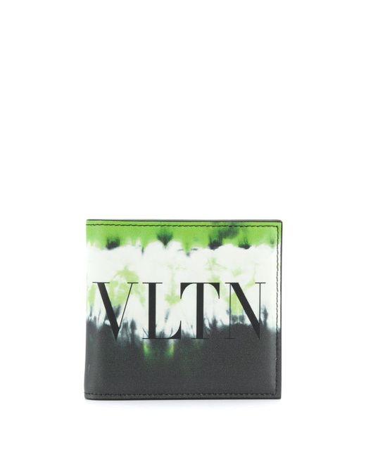 メンズ Valentino Vltn 財布 Black