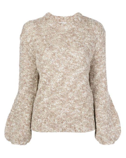 Co. バルーンスリーブ セーター Multicolor