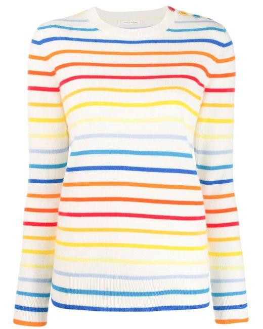 Chinti & Parker ストライプ セーター Multicolor