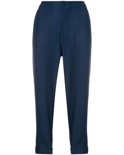 Hope - Blue Law Tapered Trousers - Lyst