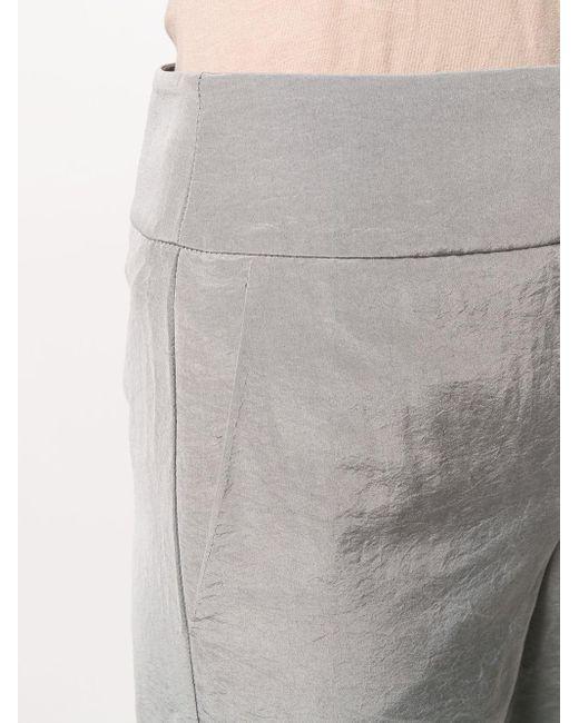 Зауженные Брюки Giorgio Armani, цвет: Gray
