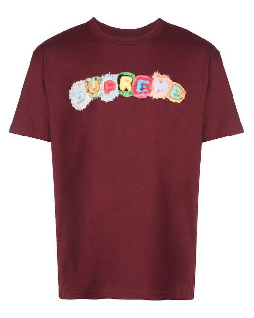 メンズ Supreme ピロー Tシャツ Red