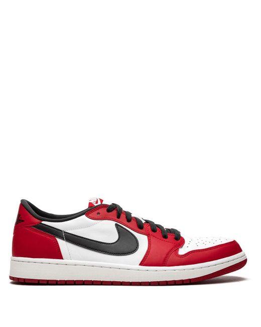 メンズ Nike Air 1 Retro Low Og スニーカー Red
