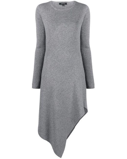 Barbara Bui ニットドレス Gray