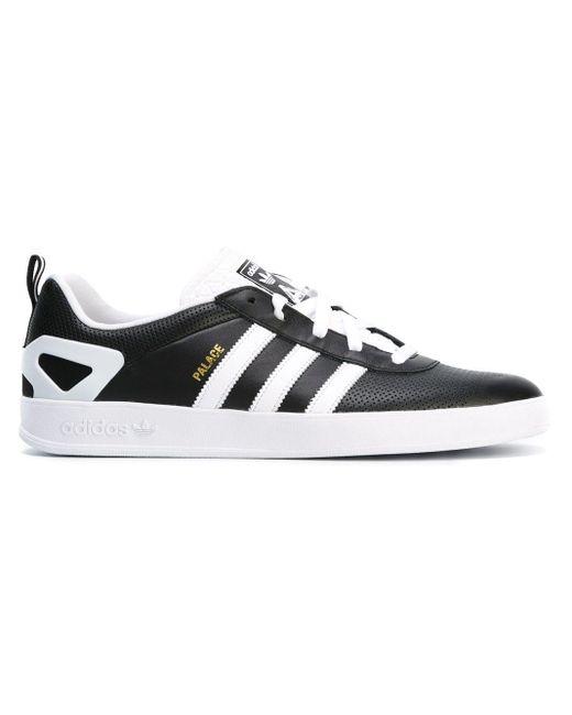 Adidas X Palace Palace Pro スニーカー Black