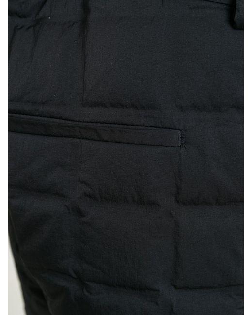 Дутые Шорты Bottega Veneta для него, цвет: Black