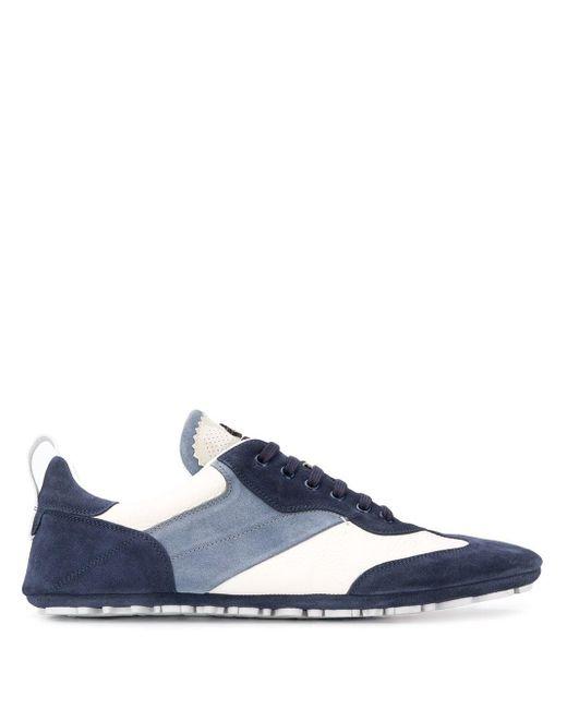 Кроссовки Со Вставками Dolce & Gabbana для него, цвет: Blue