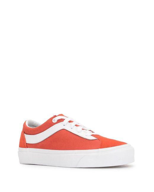 メンズ Vans Bold Ni スニーカー Orange