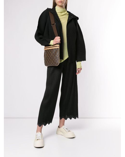 Сумка На Плечо Pochette Bosphore Pre-owned Louis Vuitton, цвет: Brown