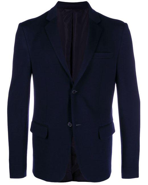 メンズ Prada シングルジャケット Blue