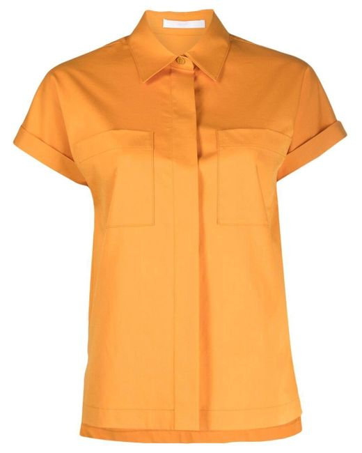 BOSS by Hugo Boss ショートスリーブ Tシャツ Yellow