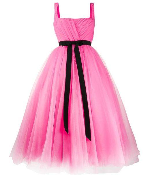 Parlor レイヤード ドレス Pink