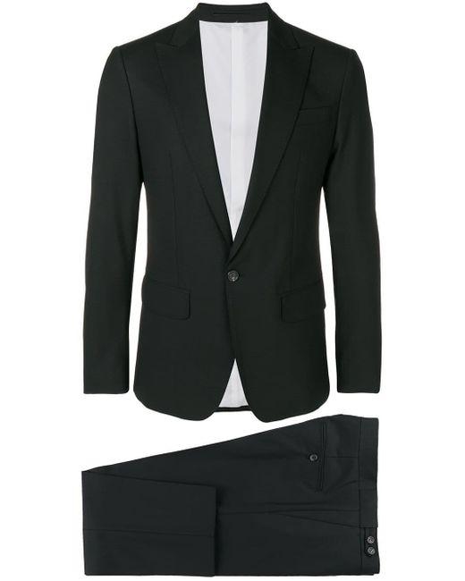 メンズ DSquared² ツーピース スーツ Black