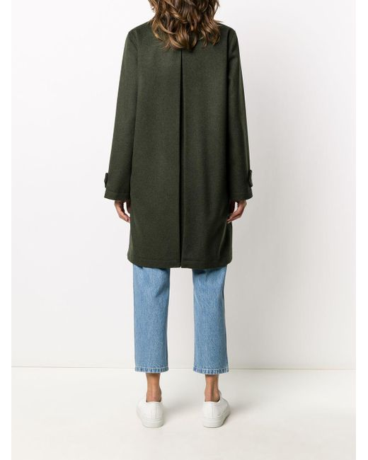 A.P.C. シャツコート Green