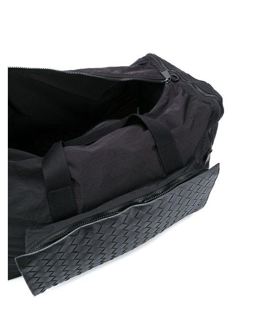 Сумка С Плетением Intrecciato Bottega Veneta для него, цвет: Black